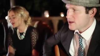 Fly Me to the Moon/Lucky (Sinatra/Jason Mraz & Colbie Caillat MASHUP) Rick Hale & Breea Guttery