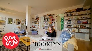 A Closet-less Brooklyn Home | House Tours | Apartment Therapy