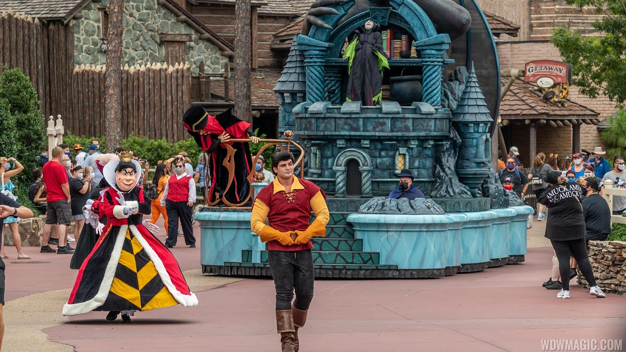 Disney Villains Cavalcade 2020