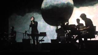 Apparat - A Violent Sky, live in Kyiv 23.10.2015 (second show)