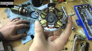 How To Fix  Clean Your Starter Save Money Rebuild It Your Self