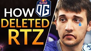 How OG made Arteezy look like a BOT - Pro Tips to SHUTDOWN ANY CARRY | Dota 2 Guide