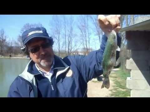 Linverno che pesca ha annegato lauto video