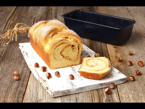 Tahinli Fındıklı Çörek