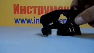 Держатель колена карбюратора для Oleo-Mac GS 35, GS 350, GS 35С (Оригинал) - видео 1