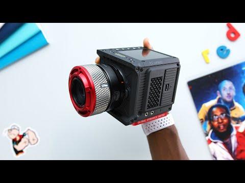 Black Youtubers: 6K RED Komodo Impressions: The Mini Cine Camera!
