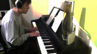 Sam Tsui - Me Without You - Piano Cover - Slower Ballad Cover