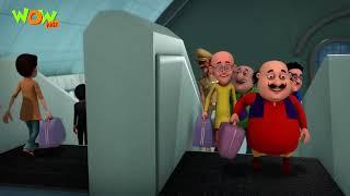 MOTU PATLU In Hong Kong | Full Movie | Wow Kidz