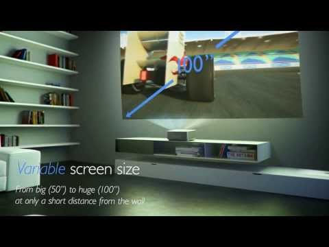 Philips Smart Led Projector Screeneo