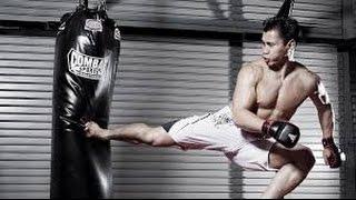 Kung Lee невероятный боец с великолепной ударной техникой ногами!!!  Кунг Ли в UFC.