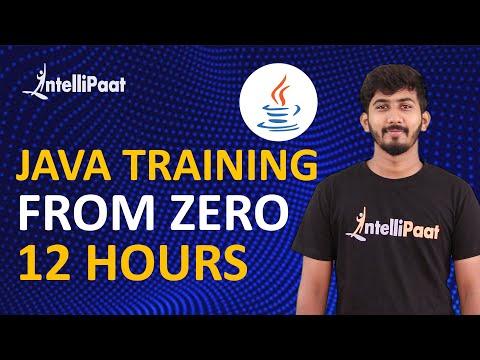 Java Course | Java Tutorial for Beginners | Java Training | Intellipaat ...