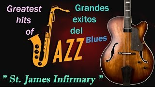 Saint James Infirmary - Anónimo - Relax music.  Blues guitar cover.