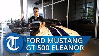 Ford Mustang GT 500 Eleanor Juara Favorite Kontes Concours D'Elegance