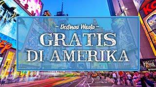 8 Atraksi Gratis yang Bisa Dicoba saat Liburan ke New York, Mampir ke Taman Peringatan 9/11