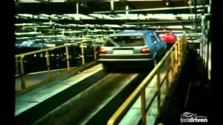 VW Golf Mk2 production