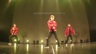 EXCEED WAVEダンススクール Luxury Soul Night Premium DANCE SHOWCASE 17/5/21