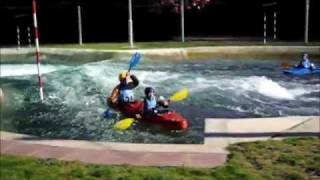 preview picture of video 'Topo Duo - Lee Valley White Water Centre'