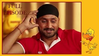 Harbhajan Singh Pranks Sourav Ganguly | Episode 3 | What The Duck