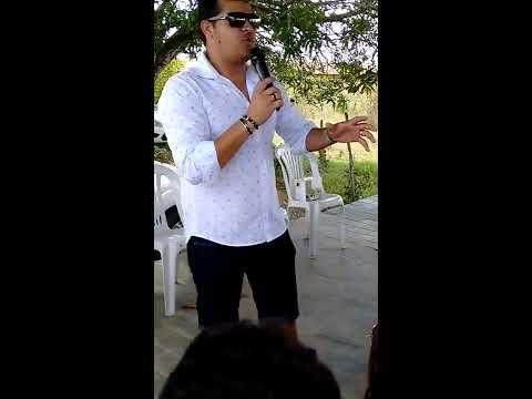 Genisson Carvalho no sítio do vip 600 em Alagoinhas