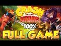Crash Of The Titans Full Game 100 Longplay x360 Ps2 Wii
