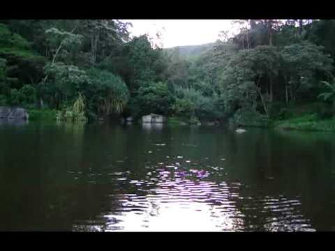 بحيرة فندق الهوناس فولس  Hunas Falls