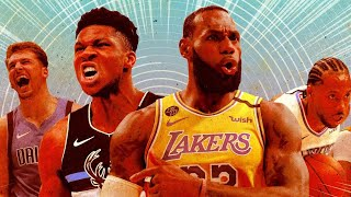 2021 NBA All-Star Game Voting | Selecting My Starting 5!