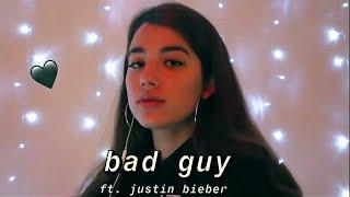 Bad Guy   Billie Eilish Ft. Justin Bieber