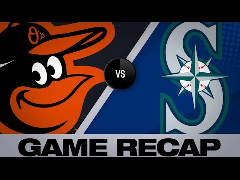 8-run 3rd propels Mariners past O's | Orioles-Mariners Game Highlights 6/23/19