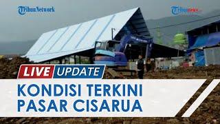 Progres Revitalisasi Pasar Cisarua Bogor Capai 71,45%, Area Foodcourt Molor karena Salah Perencanaan