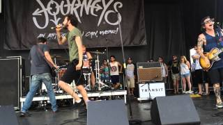 Transit - The Only One Warped Tour 2015