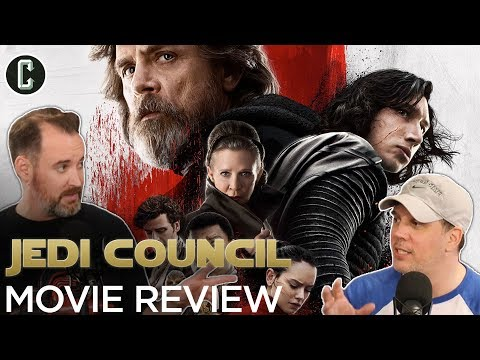 Star Wars: The Last Jedi Review: Risk Taking Like Never Before - Jedi Council