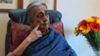 Kalanidhi Narayanan about her students