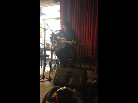 ``Not Ready`` - Performed at the Carrot Cafe