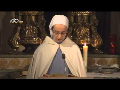Vêpres et Eucharistie du samedi