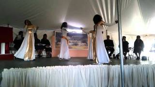 RAIN ON US- Anointed & Apointed Dancers