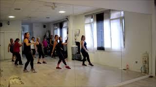 Antonio Orozco & Karol G - Dicen | Gym Millenium Choreography
