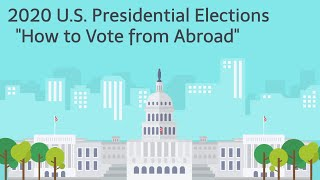 VoteFromAbroad.org: How to Vote From Abroad in 2020. Vote from Overseas!