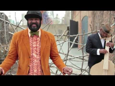 Gregory Porter liquid spirit Incarnated. His voice is like Barry white and Adele had a child.