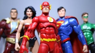 DC Collectibles DC Icons The Flash figure Review