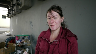 Young Homeless Woman in Seattle Shares About Heroin Addiction. Sabrina Died April 5th.