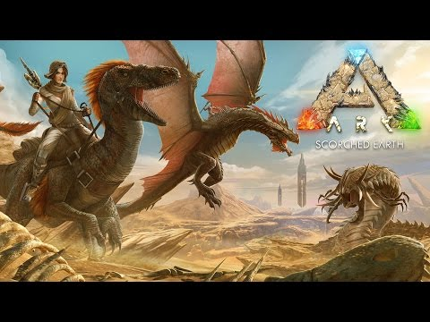 ARK: Survival Evolved - Scorched Earth Trailer thumbnail
