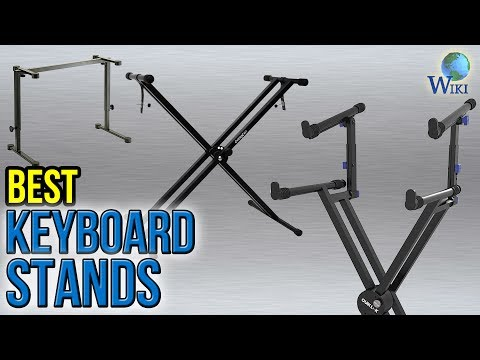 10 Best Keyboard Stands 2017