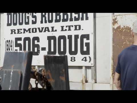 Doug's Rubbish Removal video