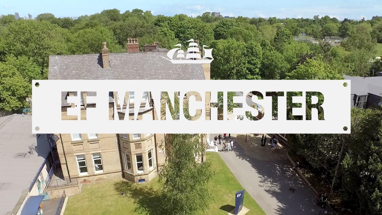 EF Manchester – Campus Tour