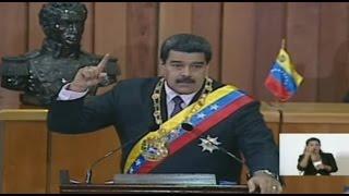 GASOL - Maduro:  Colombia viola leyes comerciales por contrabando de gasolina