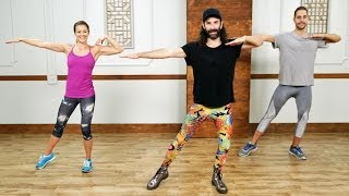 Burn Calories With This Dance Party Workout | Class FitSugar by POPSUGAR Fitness