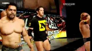 John Cena vs wade barrett /Raw.20.09.10(part2)