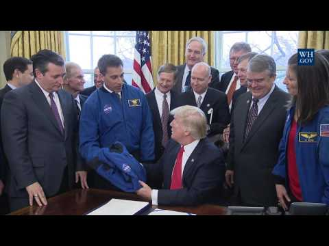 President Trump Signs S. 442