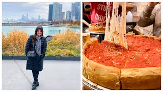 My Trip to Chicago!   Off-Air With Sisanie