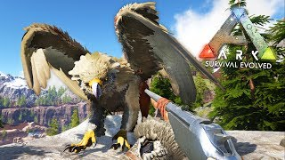 how to tame a griffin on ark island - 免费在线视频最佳电影